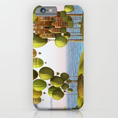 City in the Sky_Lanscape Format iPhone 6s Slim Case