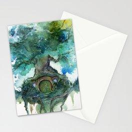 Oak Tree Stationery Cards