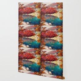 Bucolic Paradise Wallpaper