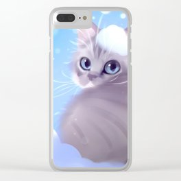 Early Birdy Clear iPhone Case