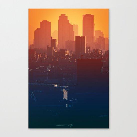 Eastern Seoul Canvas Print