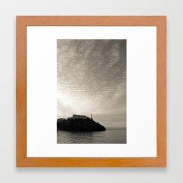 Forte Stella Framed Art Print