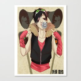 Bukuro Hero ver. 1 Canvas Print