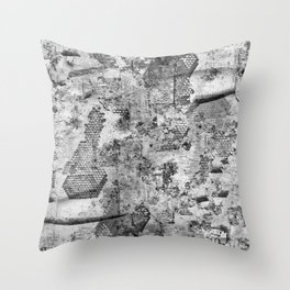 Put any curb excesses lightly to the opposite bay. Throw Pillow