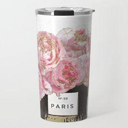 Pink Scented Travel Mug