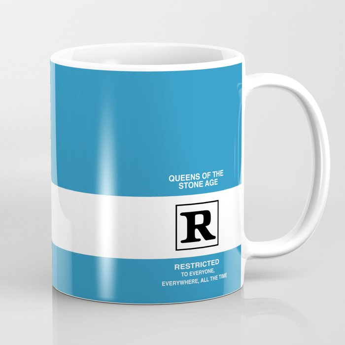 Rated R Coffee Mug