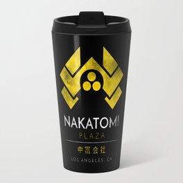 Nakatomi plaza Travel Mug