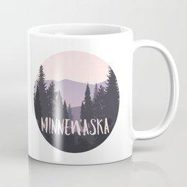 Minnewaska Mountains Landscape Coffee Mug