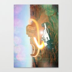 Flyin' Car I Canvas Print