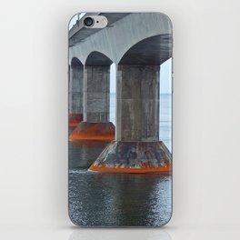 Under the Bridge in PEI iPhone Skin