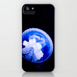 The Light in the Ocean's Darkness iPhone Case