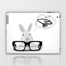 I Want To Be A Doctor Laptop & iPad Skin