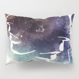 Complicated Feelings Abstract ART Pillow Sham