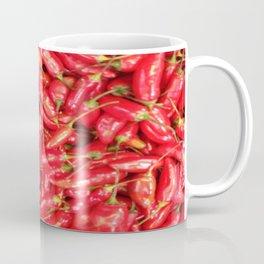 UN ROJO AJÍ EN PALOQUEMAO - RED HAXÍ IN PALOQUEMAO Coffee Mug
