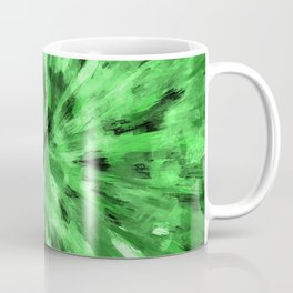 color explosion gogh pattern gode Coffee Mug