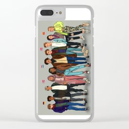 SKAM & remakes Clear iPhone Case