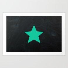 i'm a star Art Print