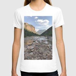 River of Rocks T-shirt