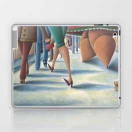 The Fat Lady Laptop & iPad Skin