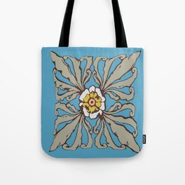 A Flower in the Moonlight Tote Bag