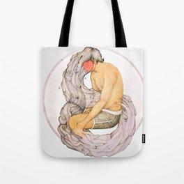 """""""Living Water"""" Tote Bag"""