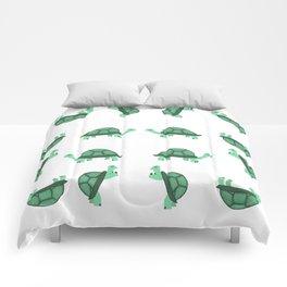 Turtles Pattern Comforters