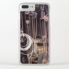 Endless Chains are always endless Clear iPhone Case