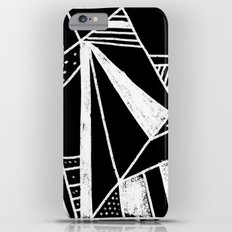 Chalkboard Mayhem Slim Case iPhone 6 Plus