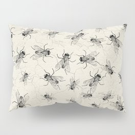 House Fly chaos Pillow Sham