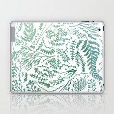 GREEN HERBS Laptop & iPad Skin
