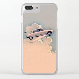 JEAN MARAIS 1965 - FANTOMAS Clear iPhone Case