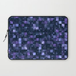 Blue Squares Laptop Sleeve
