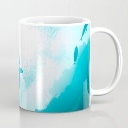 Turtle silhouette Coffee Mug