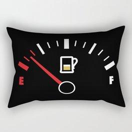 Beer Empty Fuel Rectangular Pillow