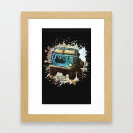 IFA grunge edition Framed Art Print