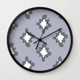 Retro 3 Wall Clock