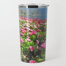 The flowers Travel Mug