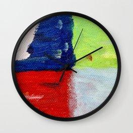 Viva la vida bright Wall Clock