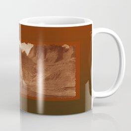 In the Badlands Coffee Mug
