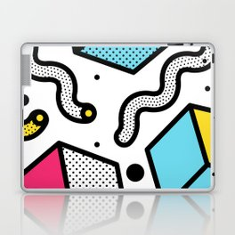 Memphis Pop-art Pattern II Laptop & iPad Skin