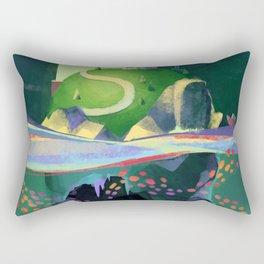 High hills Rectangular Pillow