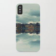 Stockholm upside-down Slim Case iPhone X