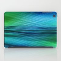 data iPad Cases featuring data flow by hannes cmarits (hannes61)