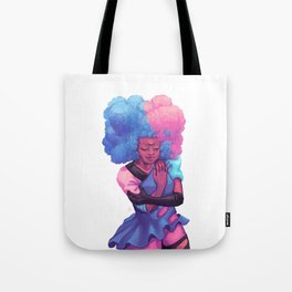 Something entirely new Tote Bag