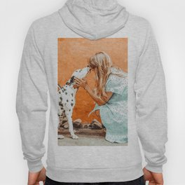Pet Bound #pets #animals #animalslover #painting Hoody