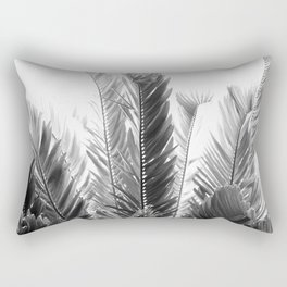 Tropical Leaves Dream #3 #tropical #decor #art #society6 Rectangular Pillow