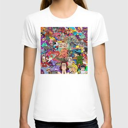 Who in Hell is Archie? T-shirt