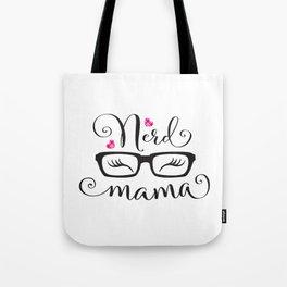 NerdMama Tote Bag