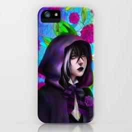 Gregory Violet iPhone Case