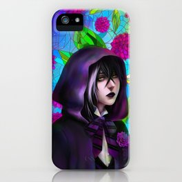 Gregory Violet iPhone Case